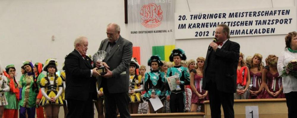 Helfer für Thüringer Meisterschaft
